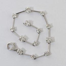 Bracelet diamant.