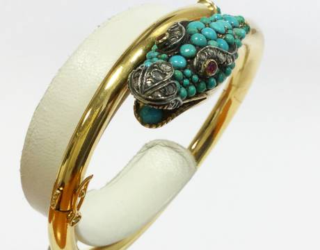 Bracelet serpent (Vendu)