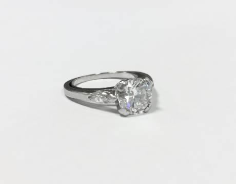 Bague diamant (Vendu)