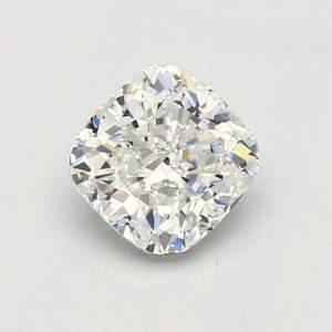 Diamant coussin.