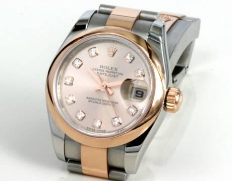 Oyster perpetual Lady datejust, Rolex (Vendu)