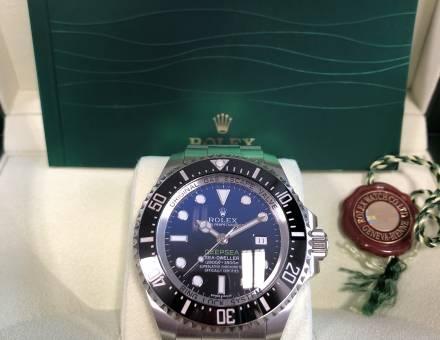 Deep Sea D-Blue, Rolex (Sold)
