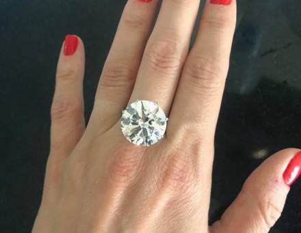 Diamond ring (To sell)