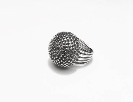 """""""Spiky"""" ring (To sell)"""