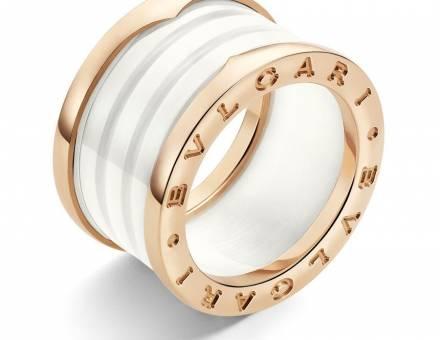 B.Zero1 ring, Bvlgari (To sell)