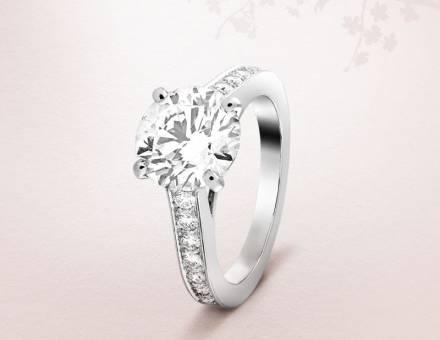 Diamond ring, Van Cleef & Arpels (To sell)