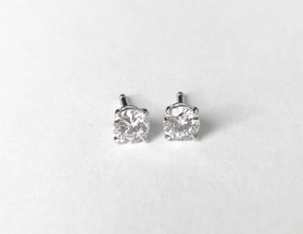 Clous diamant (Vendu)