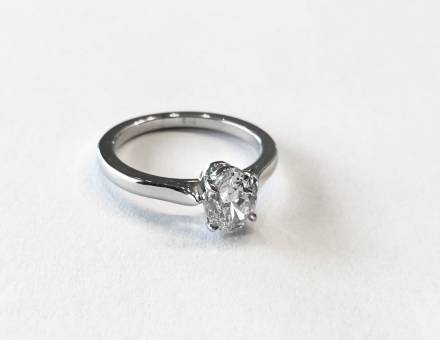Diamond ring (Sold)