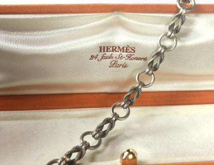 "Bracelet ""Cordage"", Hermès (Vendu)"