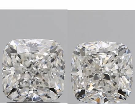 Paire de diamant (Vendu)