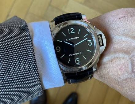 Luminor Base watch, Panerai (To sell)