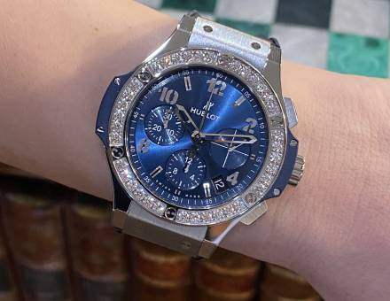 Big Bang watch, Hublot (To sell)
