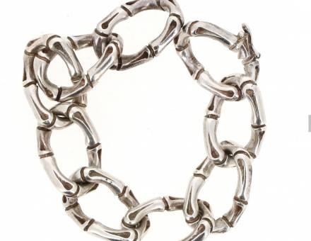 """Bracelet """"bambous"""", Chaumet (A vendre)"""