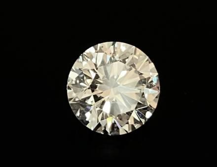 Round brilliant cut diamond (Sold)
